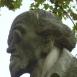 Czakó Adolf síremléke - A tudós