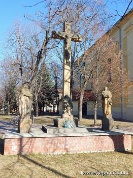 Kálvária szoborcsoport