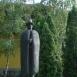 Számadó juhász-szobor