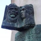 Ľudovít Štúr és Jonáš Záborský emléktáblája
