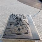 Torzított méretarányú városmodell