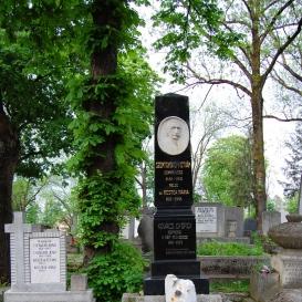 Szentgyörgyi István síremléke