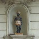 Szerecsen-szobor