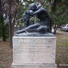 Borsos Károly és felesége síremléke
