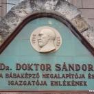Dr. Doktor Sándor