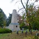 Szovjet hősi halottak emlékére - emlékmű