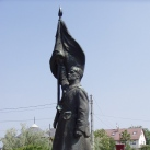 Felszabadító szovjet katona