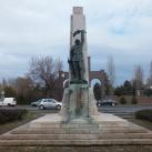 Román hősi emlékmű