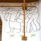 A Moskovits-ház épületdíszítő sgraffitói