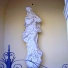 Hab-Mária-szobor