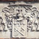 Glattfelder Gyula püspöki címere