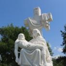 Fájdalmas Szűzanya-szobor