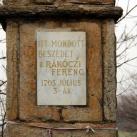 Rákóczi-emlékoszlop
