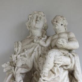 Szűzanya-szobor