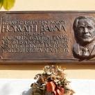 Horváth Barna-emléktábla