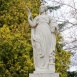 Szent Borbála-szobor és Bányászemlékmű