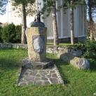 Gyulaffy László-mellszobor