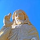 Áldást osztó Jézus