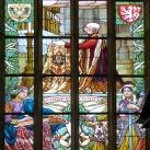 I. Ferenc József imádkozik