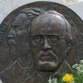 Ágoston Béla és Bory Jenő