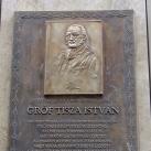 Gróf Tisza István-emléktábla