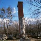 Az idegenben elhunyt katonák emlékműve
