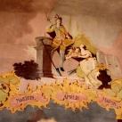 A négy évszak szobájának falképei