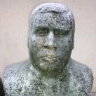 Vági István-mellszobor