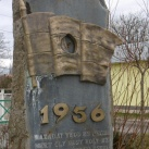 Az 1956-os forradalom és szabadságharc emlékére