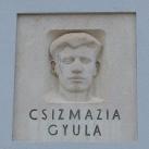 Csizmazia Gyula-dombormű