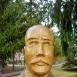 Kacskovics Lajos szobra