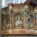 A kőbányai Szent László-templom szószékének domborművei