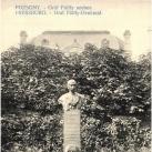 Erdődi Pálffy István mellszobra