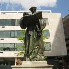 Rotterdami Erasmus szobra