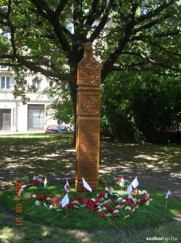 Katyn-Szmolenszk áldozatainak emlékére