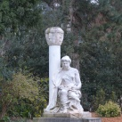 Gabriel de Mortillet emlékműve