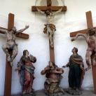 Gyulai Kálvária-kápolna szobrai