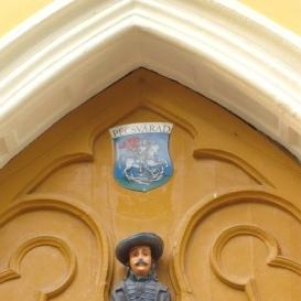 Pécsvárad Polgármesteri Hivatal műalkotásai