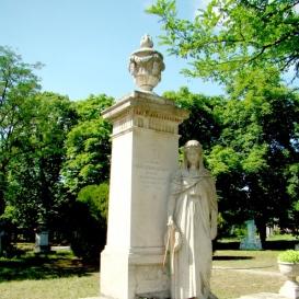 Hauszmann Alajos síremléke