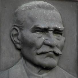 Edelmann Rezső-emléktábla