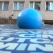 Kékgolyó-utcatábla