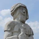 Bodor Imre szobra