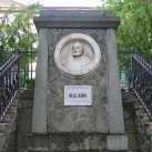 Husz Dávid-emlékmű