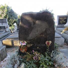 Réthy Zsigmond síremléke