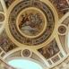 A Széchenyi Termálfürdő /Czigler-szárny/ kupolacsarnokának mozaikja