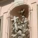 Szentháromság-szobor (Esterházy-palota épületdííszei II.)
