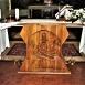 Sarlós Boldogasszony-templom szembenéző oltára