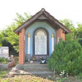 Zsidó áldozatok emlékműve