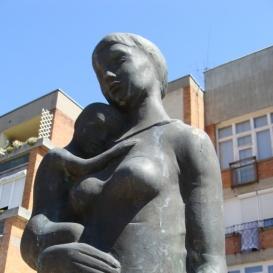 Korsós nő