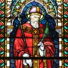 Szent Adalbert üvegablak